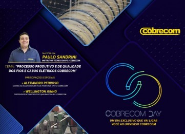 Eventos - Cobrecom Day | Cobrecom